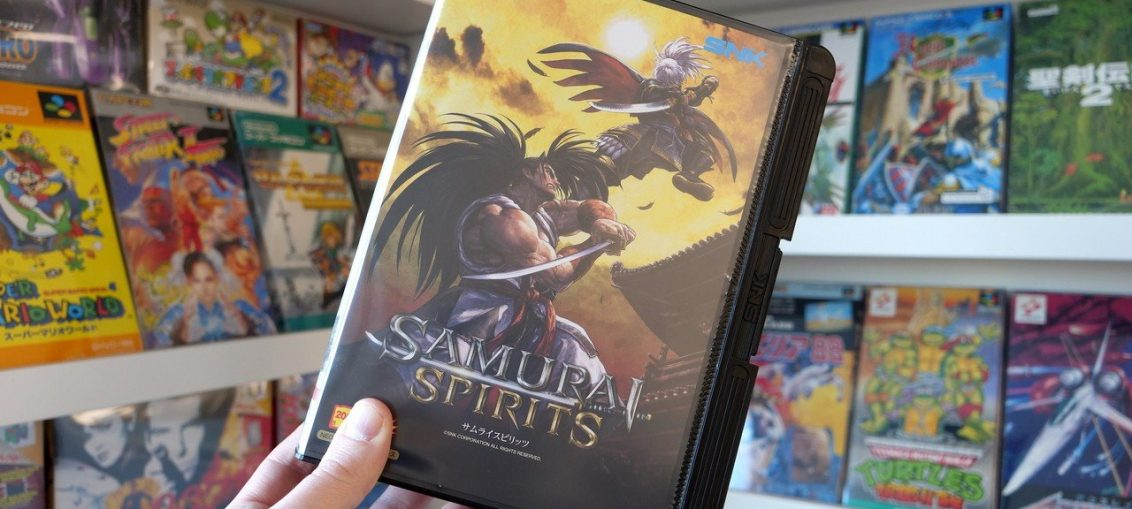 Gallery: Unboxing Samurai Shodown's Japanese Limited Edition
