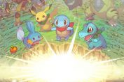 Here's The Colourful Box Art For Pokémon Mystery Dungeon: Rescue Team DX