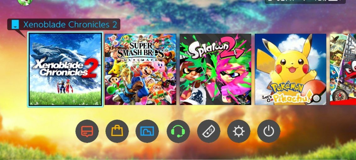 Hey Nintendo, Can The Next Switch Update Look Something Like This Please?