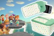 Hori Reveals Animal Crossing: New Horizons Accesories For Switch And Switch Lite