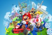 Mario Kart Tour, Minecraft Were 2019's Top iPhone Games