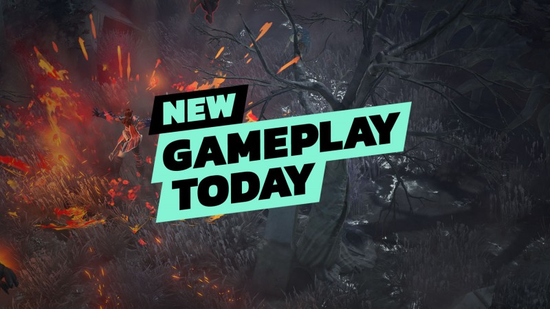 New Gameplay Today – A Look At Magic: Legends' Geomancer