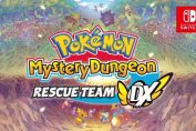 Pokémon Mystery Dungeon: Rescue Team DX Coming To Switch In March