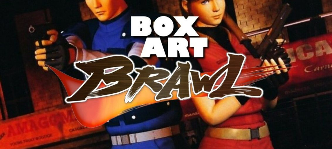 Poll: Box Art Brawl #25 - Resident Evil 2