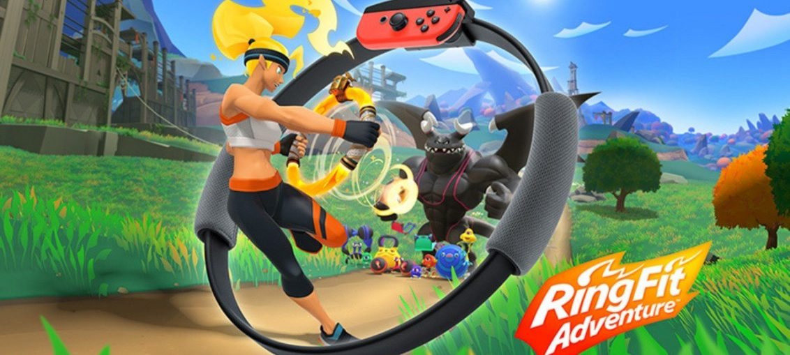 Random: Nintendo UK Continues To Advertise Ring Fit Adventure Despite Stock Shortages