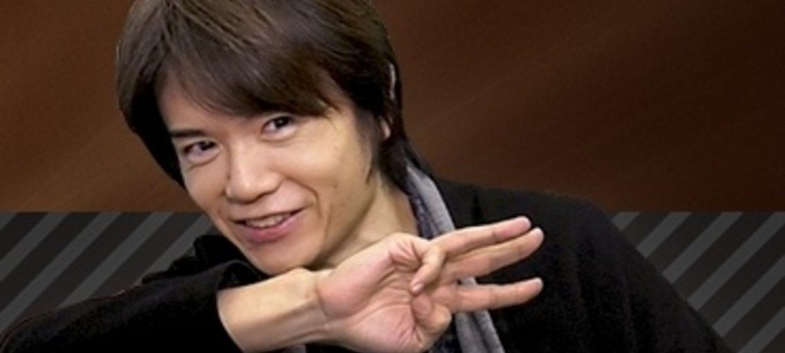 Random: Sakurai's Three Finger Hand Gesture Has Sent The Internet Absolutely Bonkers