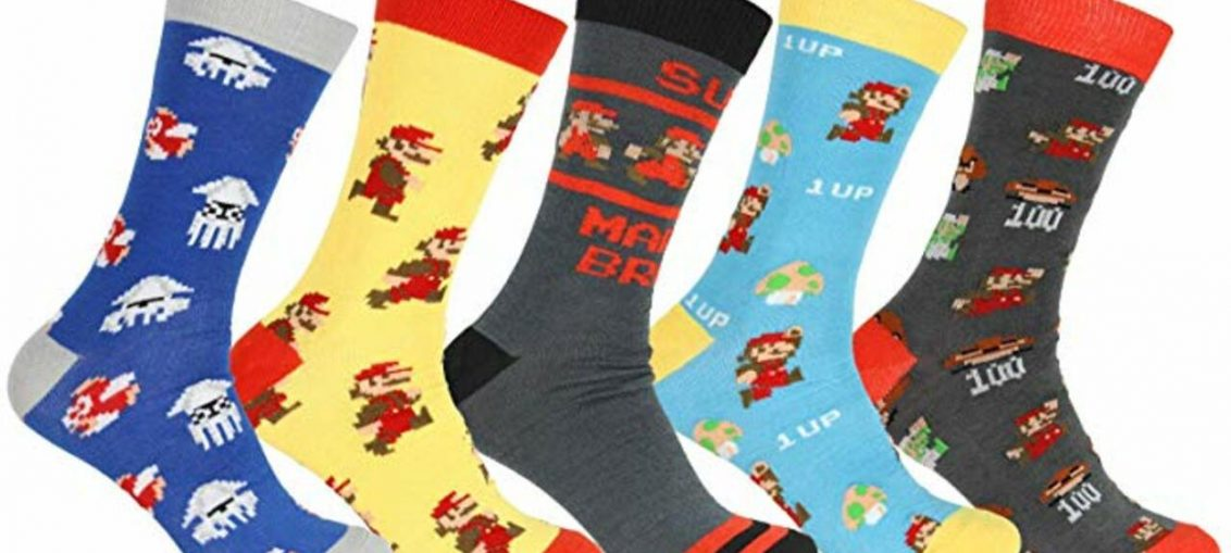 Random: UK Retailer GAME Is Offering Store Credit For Your Socks (Seriously)
