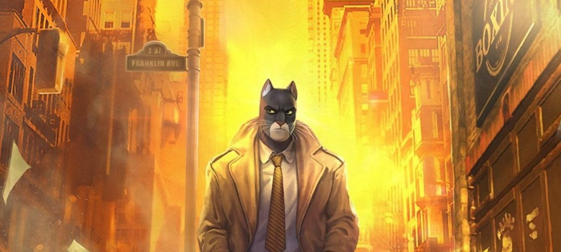 Review: Blacksad: Under The Skin - Technical Woes Make This A Tough Case To Crack