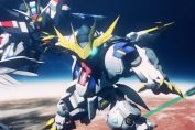 Review: SD Gundam G Generation Cross Rays - Brilliant Strategy RPG Action Bursting With Content