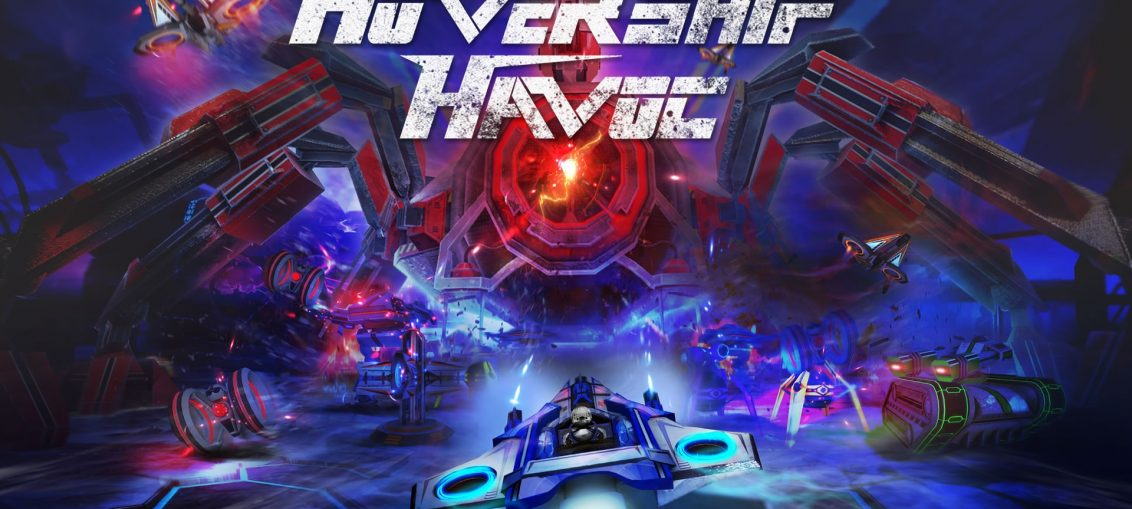 Sci-Fi Twin-Stick Shooter Hovership Havoc is Available Now on Xbox One