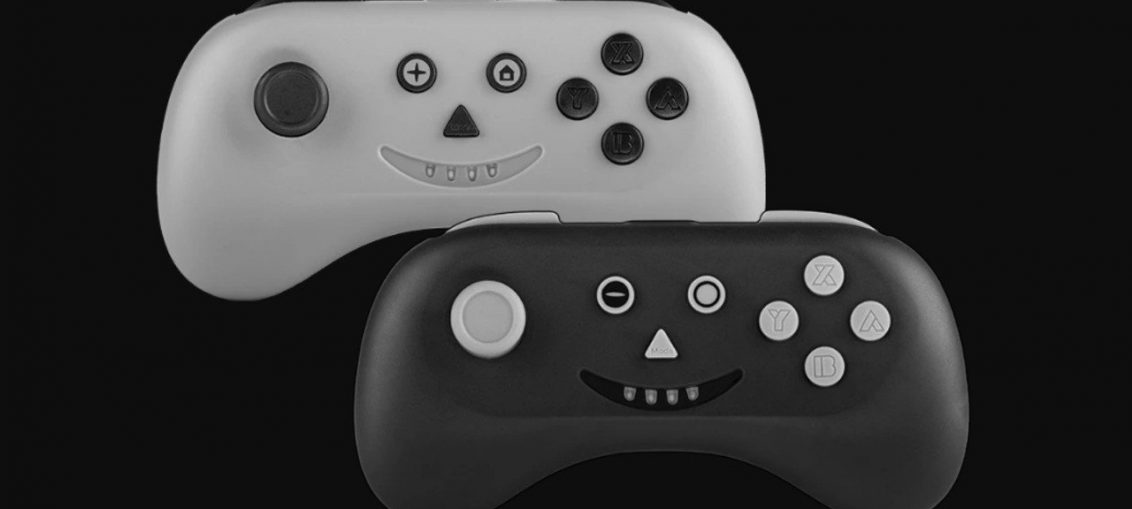 These Super-Creepy Nintendo Switch Joy-Con Are Available To Buy Right Now