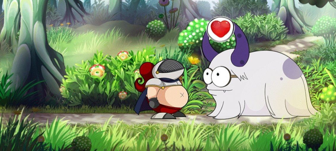 Touch And Rotate Your Way Around The Cartoon World Of Sir Eatsalot On Switch