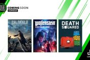 Coming Soon to Xbox Game Pass for Console: Final Fantasy XV, Wolfenstein: Youngblood, and Death Squared