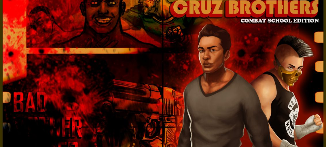 Cruz Brothers – Combat School Edition: Where Boxing Meets Fantasy on Xbox One