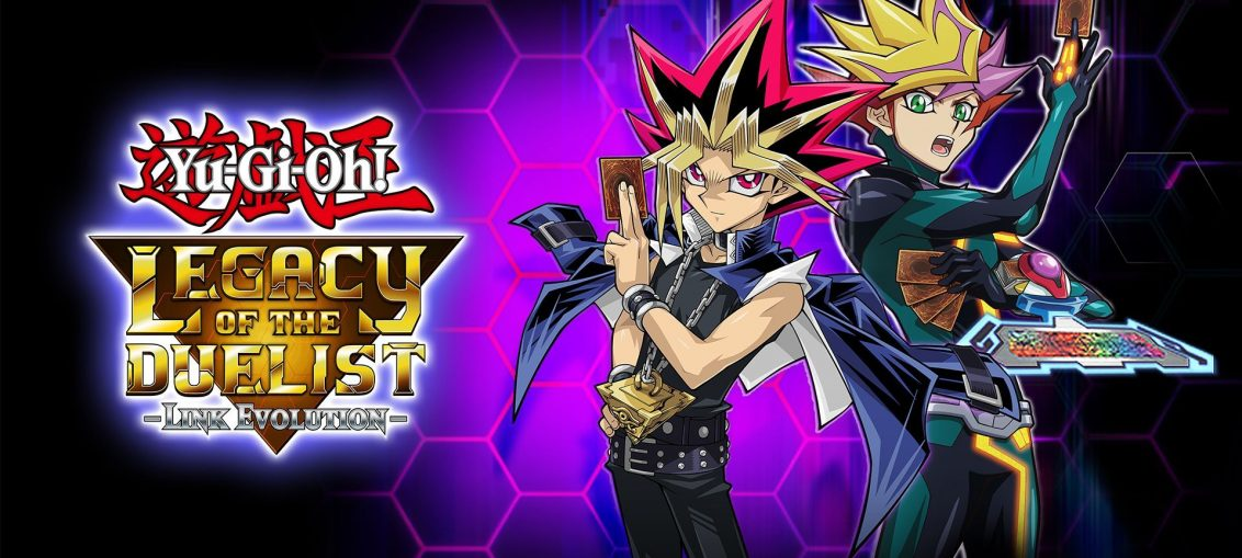 It's Time to Duel: Yu Gi Oh! Legacy of the Duelist: Link Evolution Available Now on Xbox One