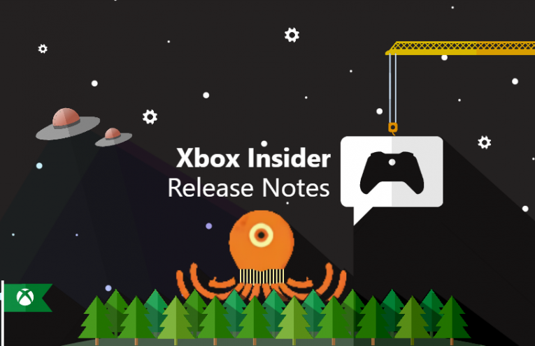 Xbox Insider Release Notes – Beta, Delta and Omega Ring (2004.200325-0000)
