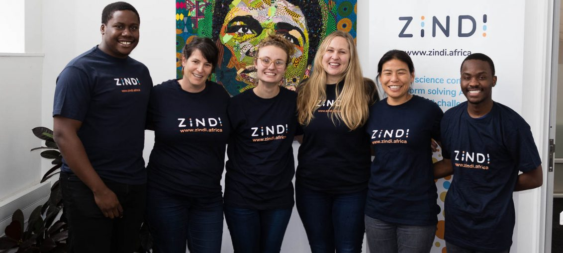 Zindi Team in Cape Town 1
