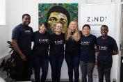 Zindi Team in Cape Town 1