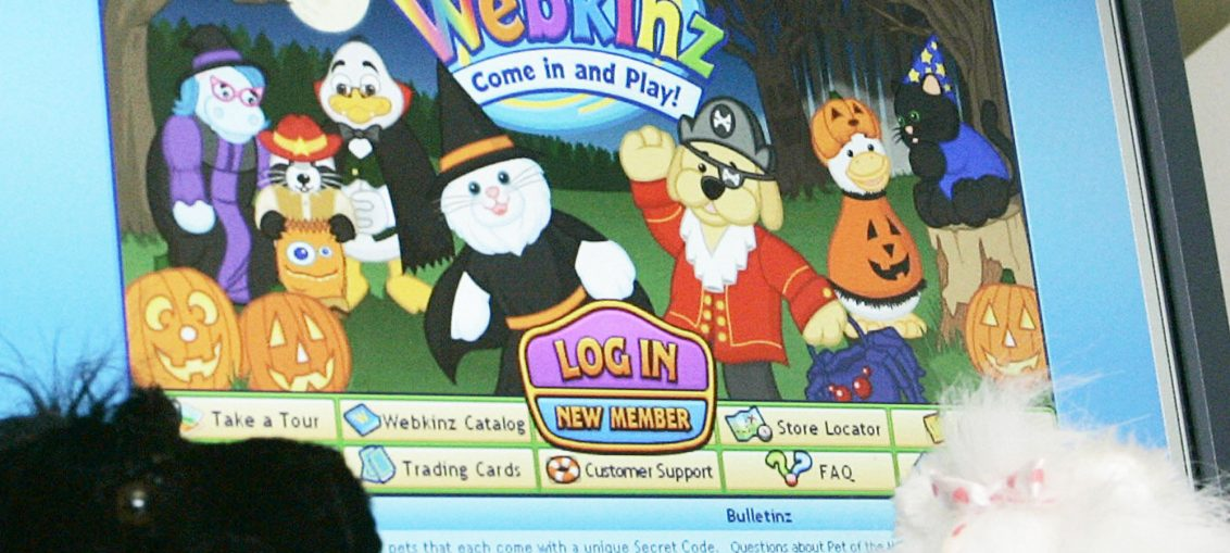23 million Webkinz login credentials found on the dark web