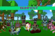 Come Hop Into Trove's Bunfest on Xbox One