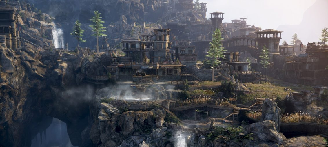 Discover the Legend of the Dragons with Black Desert's Newest Region, Drieghan