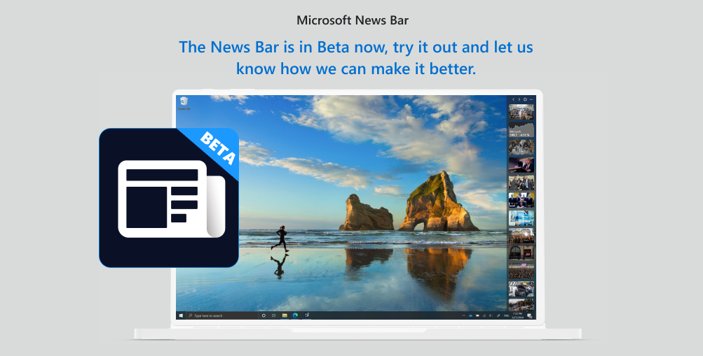 Microsoft starts testing a new news reading experience in Windows 10