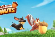 Party Game Save Your Nuts Scampers to Xbox One Today