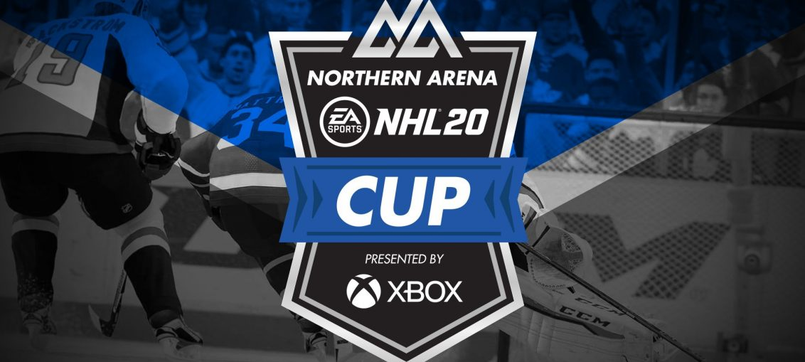 Xbox Giving NHL Fans a Reason to Cheer with Northern Arena EA Sports NHL 20 Cup