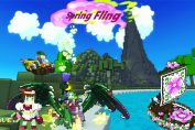 Have a Spring Fling with Trove on Xbox One