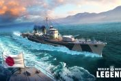 Legendary Tier Added to World of Warships: Legends on Xbox One