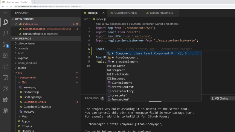 Microsoft's Visual Studio Online code editor is now Visual Studio Codespaces and gets a price drop