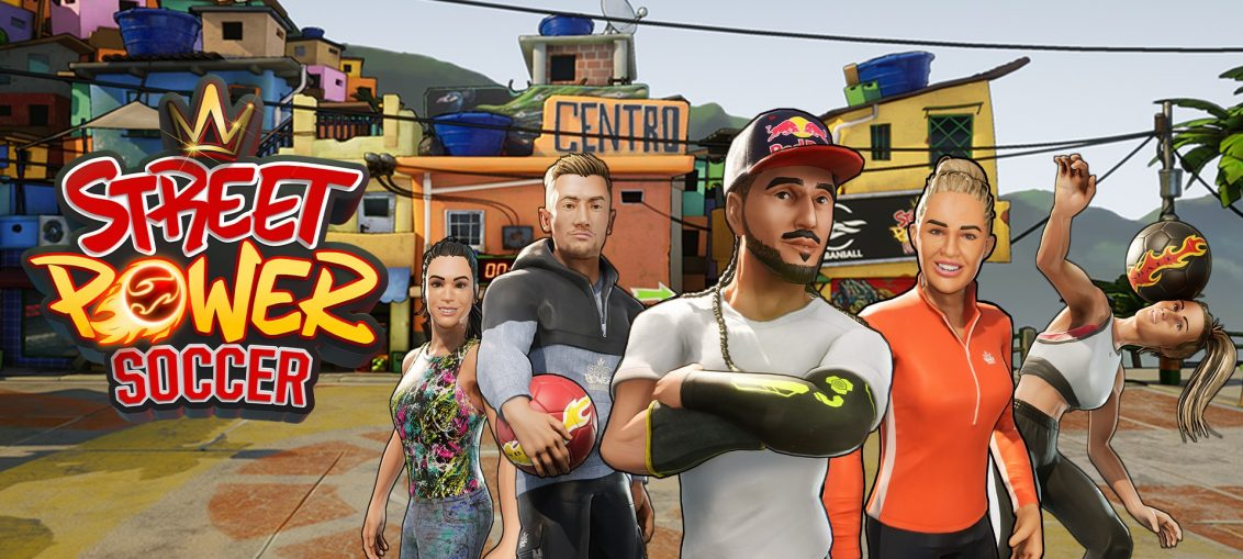 Street Power Soccer is Bringing Over-the-Top Style and Arcade Action to Xbox One This Year
