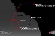 Virgin Orbit's first orbital test flight cut short after rocket released from carrier aircraft