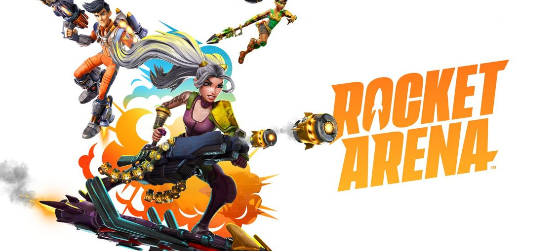 Launch into the Fray with Rocket Arena on Xbox One