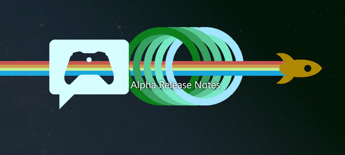 Xbox Insider Release Notes – Alpha Ring (2007.200618-0000)