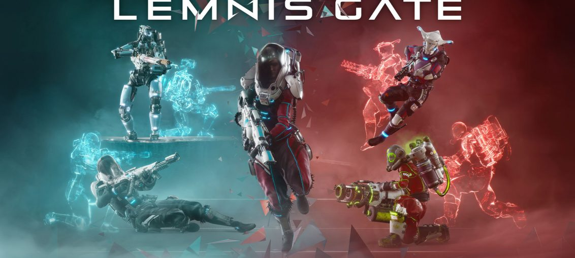 Disrupt the Past, Change the Future in Strategic FPS Lemnis Gate