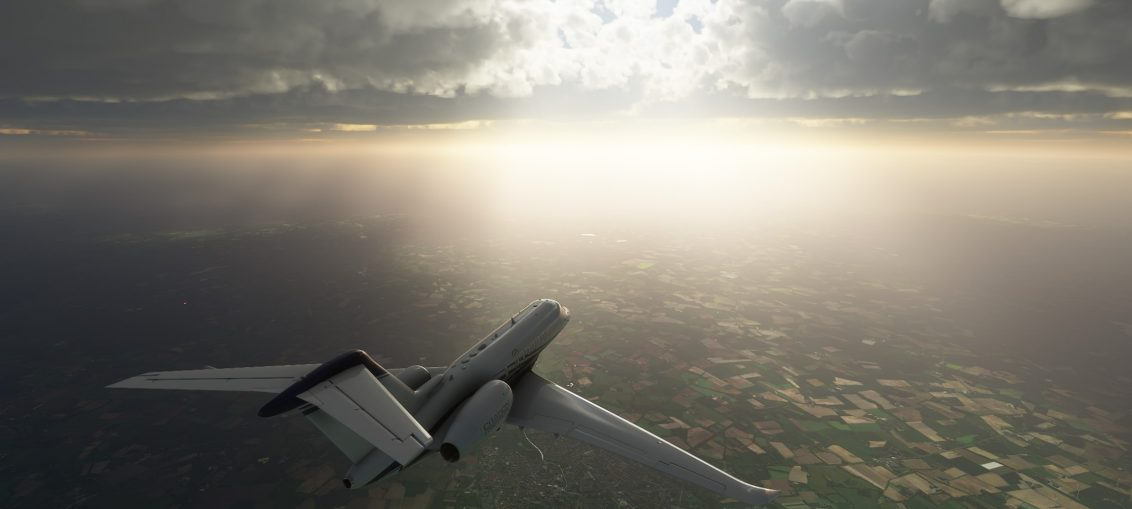 Microsoft's new Flight Simulator was worth the wait