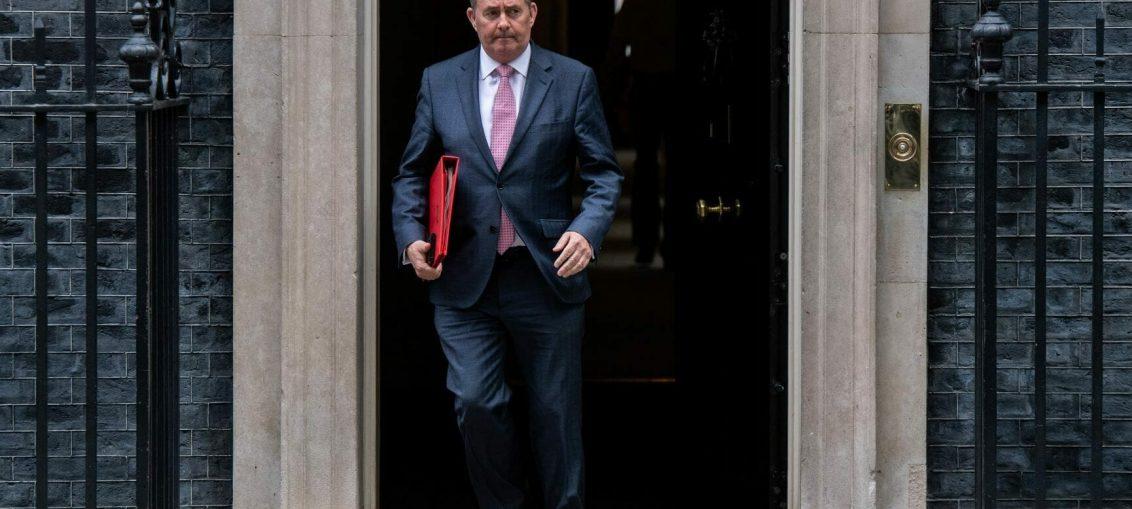 Trade minister hack led to trade secrets leak before U.K. election