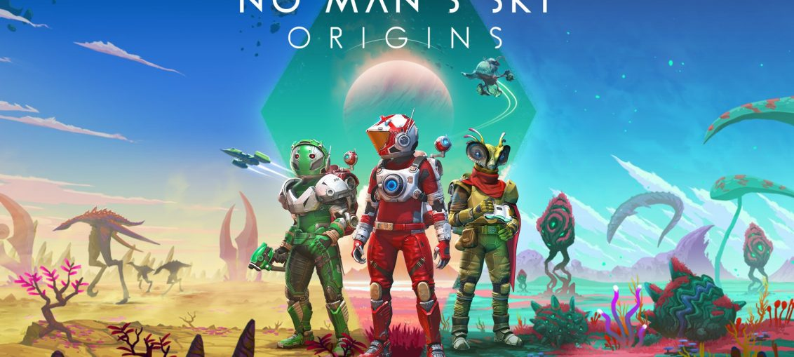 Explore a Stranger, Richer, and More Diverse Universe Today in No Man's Sky: Origins
