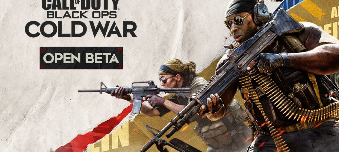 Call of Duty: Black Ops Cold War Open Beta: Pre-load Today on Xbox One