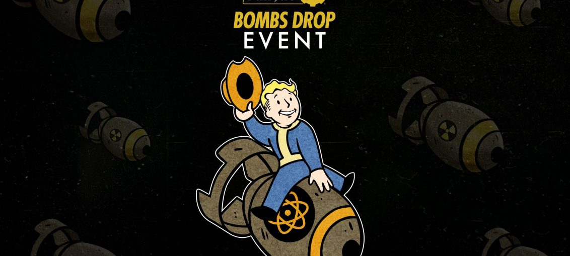 Celebrate Fallout 76's Bombs Drop Day with a Free Play Week, Sales, and In-Game Events!
