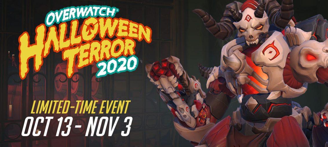Earn Spooky New Rewards in Overwatch Halloween Terror, Now Live on Xbox One