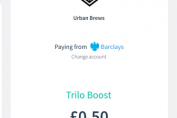 Trilo lets merchants offer rewards to customers choosing bank-to-bank payments