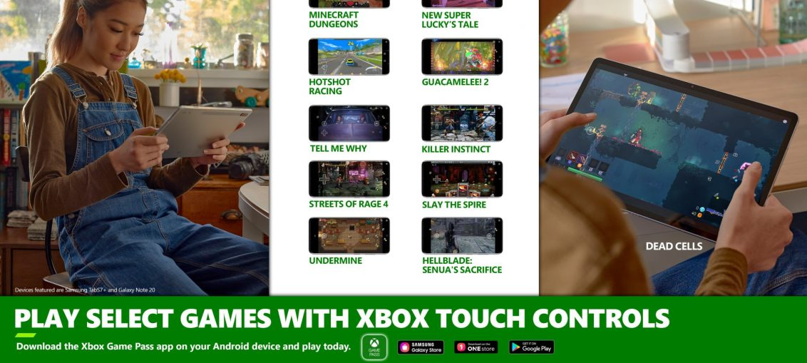 Xbox Touch Controls on Mobile Come to More Games, Giving You More Ways to Play