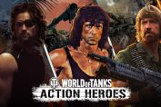 Big '80s Action with a Huge World of Tanks Update