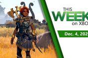 This Week on Xbox: December 4, 2020