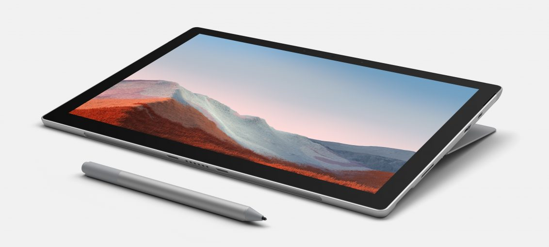 Microsoft's latest business-focused Surface is focused on remote work