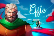 Fantasy Action-Adventure Game Effie is Now Available