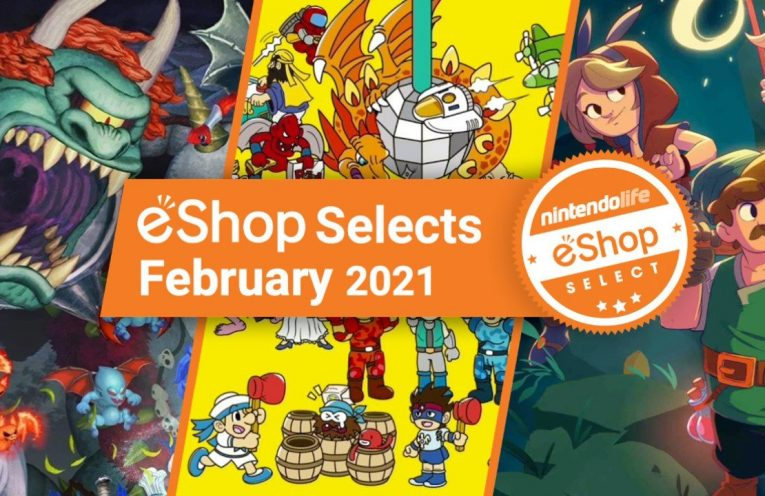 Feature: Nintendo Life eShop Selects - February 2021