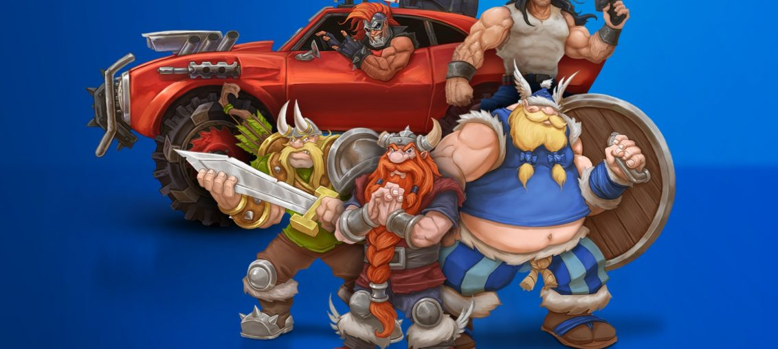 Fire up the Time Machine: The Blizzard Arcade Collection Arrives Today
